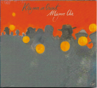 Klezmer in orient - cd - recto